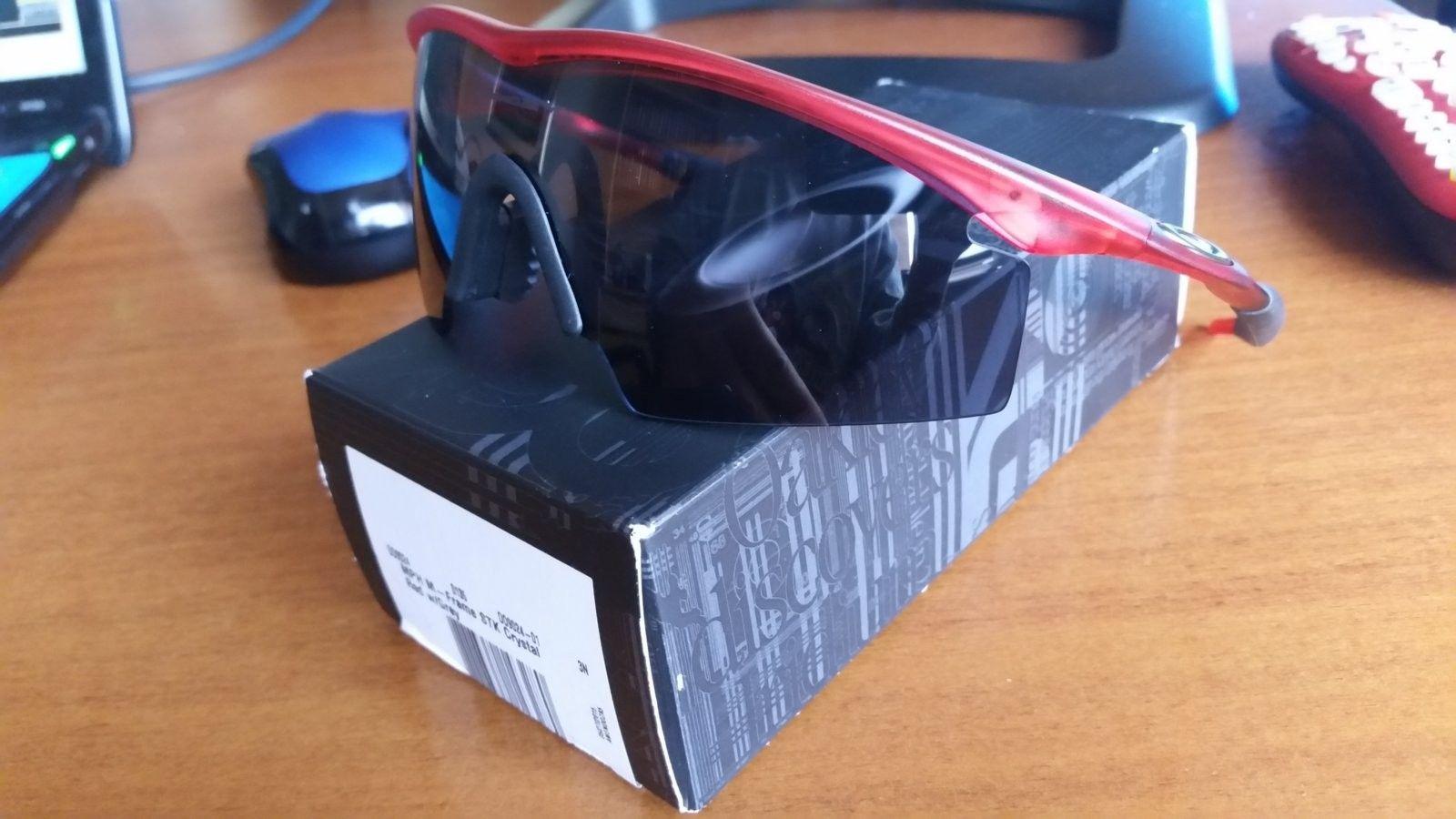 BNIB MPH M-Frame, STK Crystal Red, SKU# 9024-01 - 20161010_085220.jpg