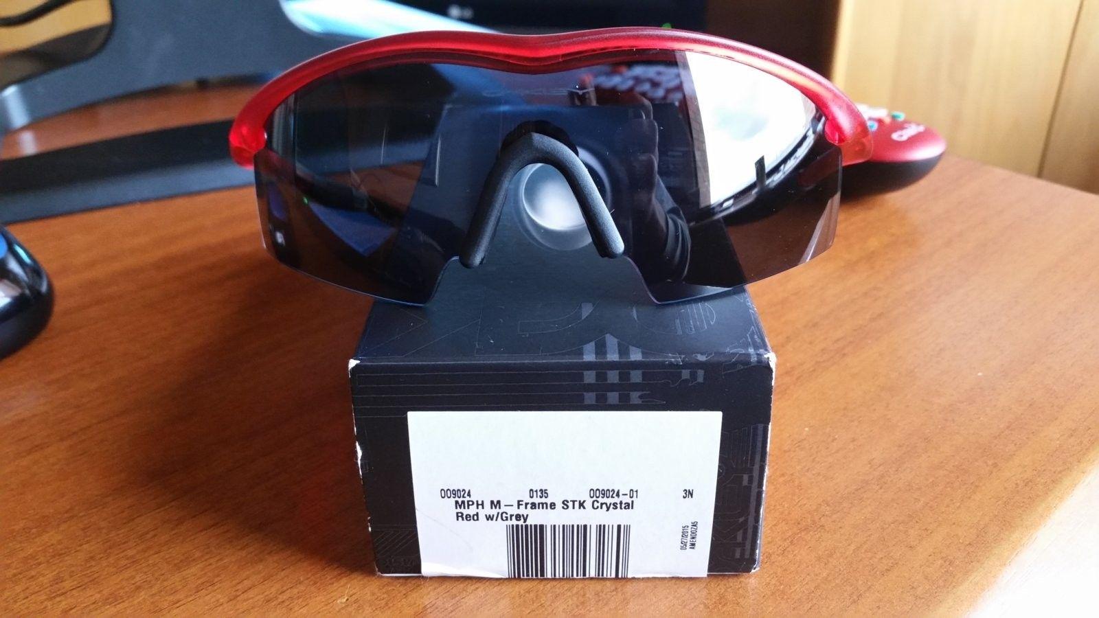 BNIB MPH M-Frame, STK Crystal Red, SKU# 9024-01 - 20161010_085254.jpg