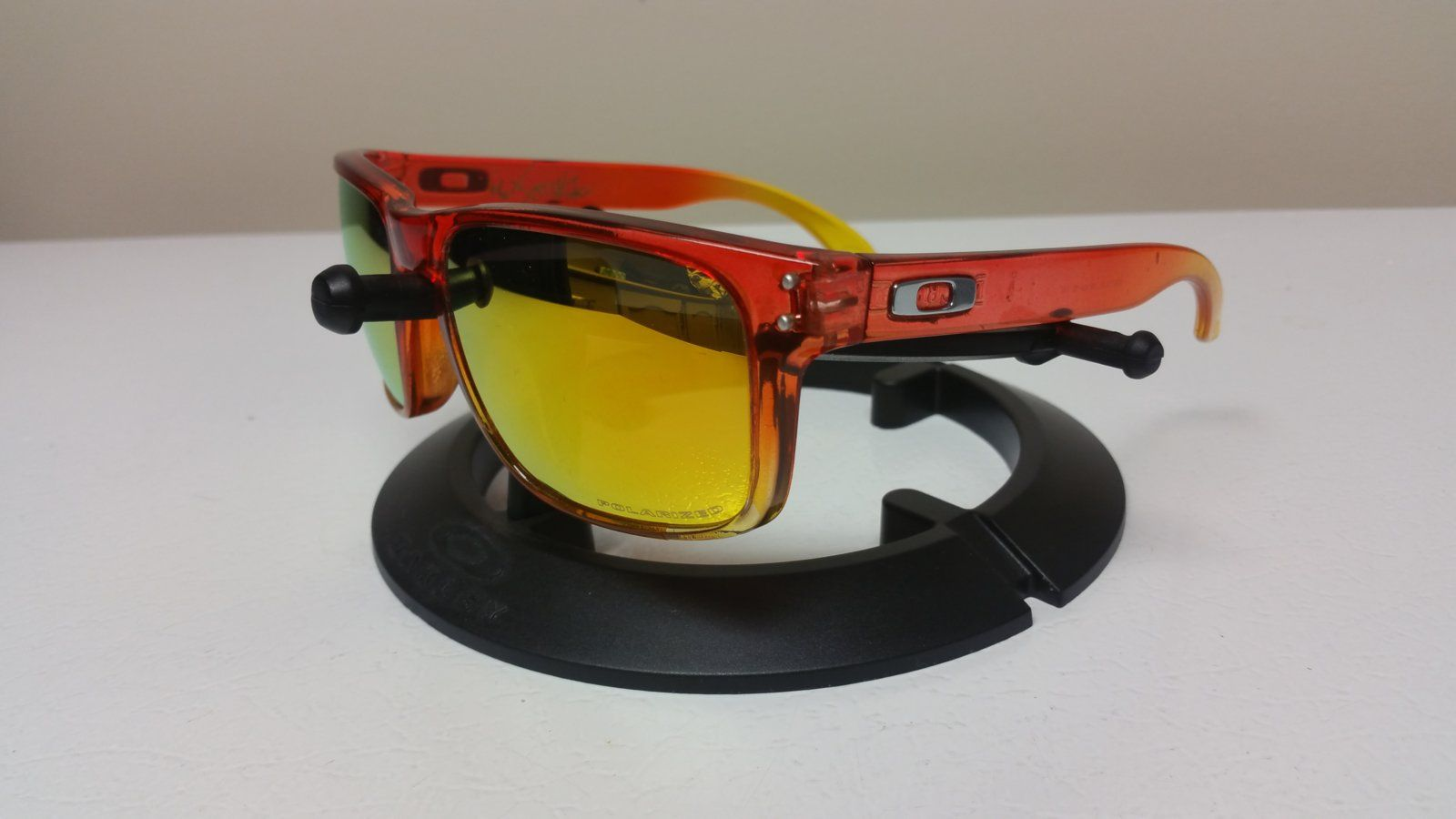 Custom Painted Oakley Radar