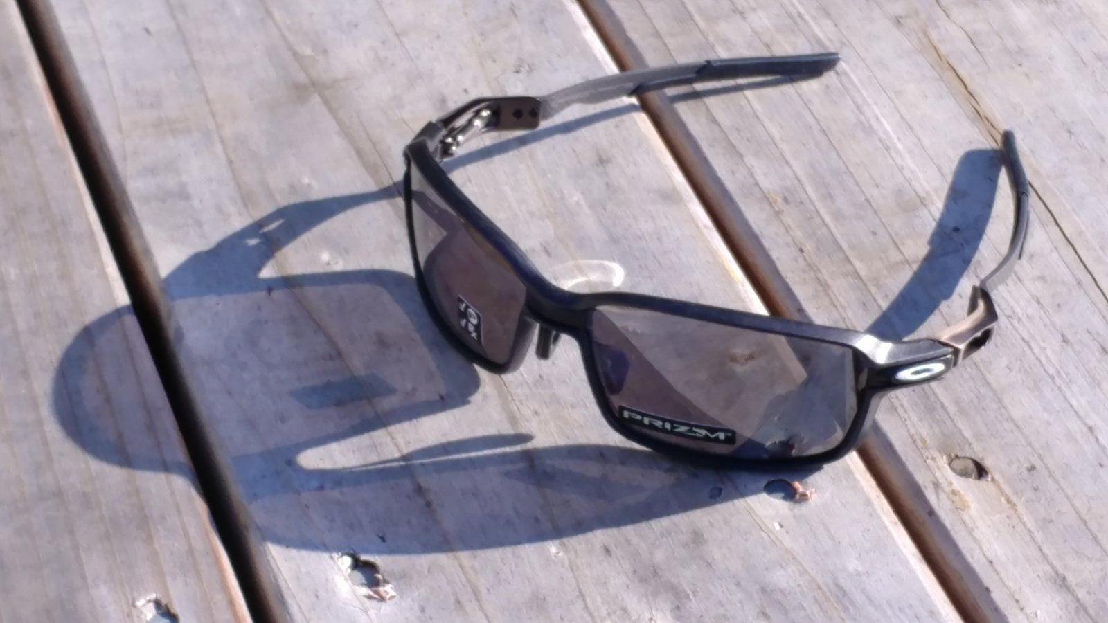 Oakley Carbon Prime with Prizm Lens