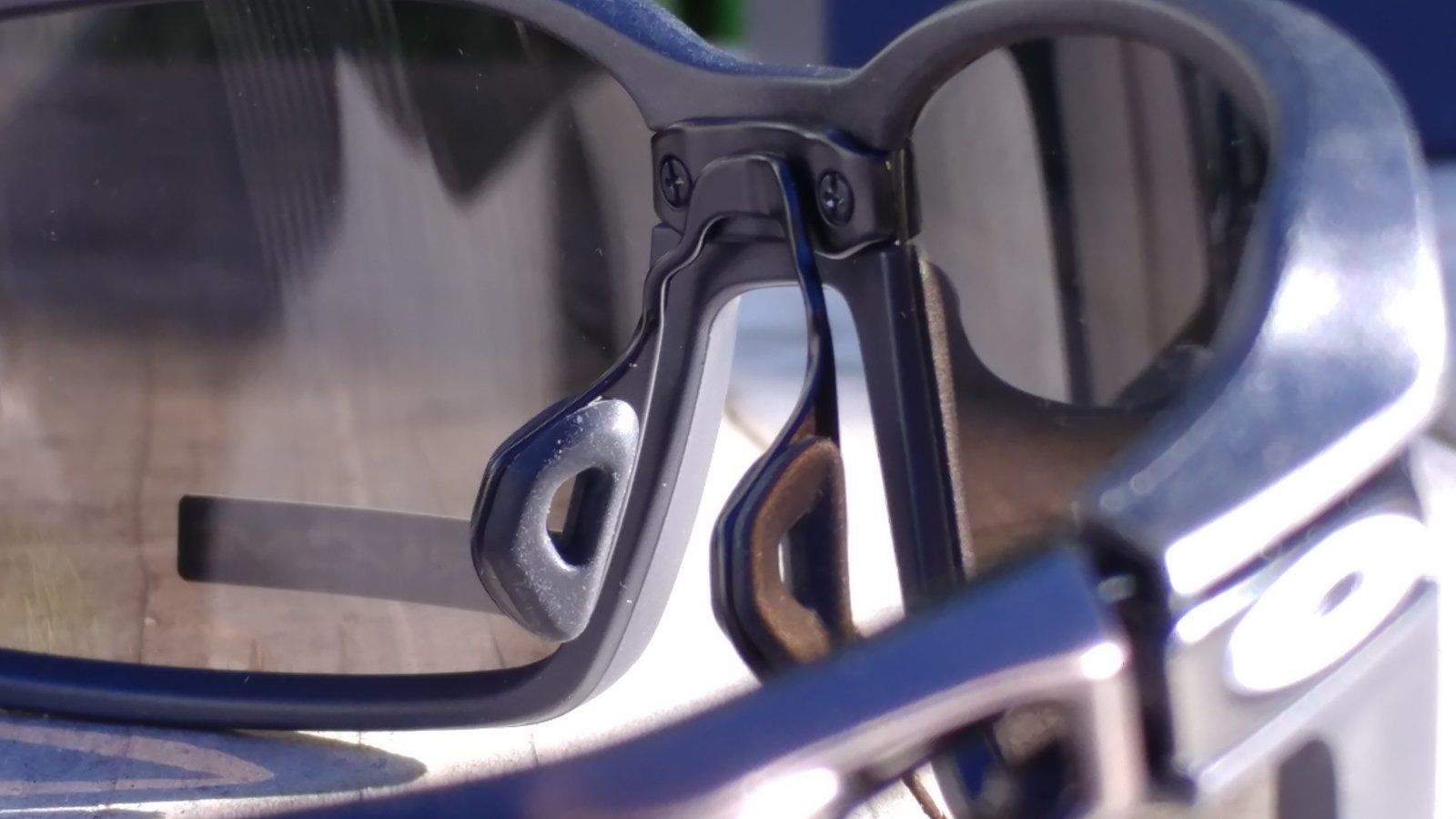 Oakley Carbon Prime Sunglasses from behind