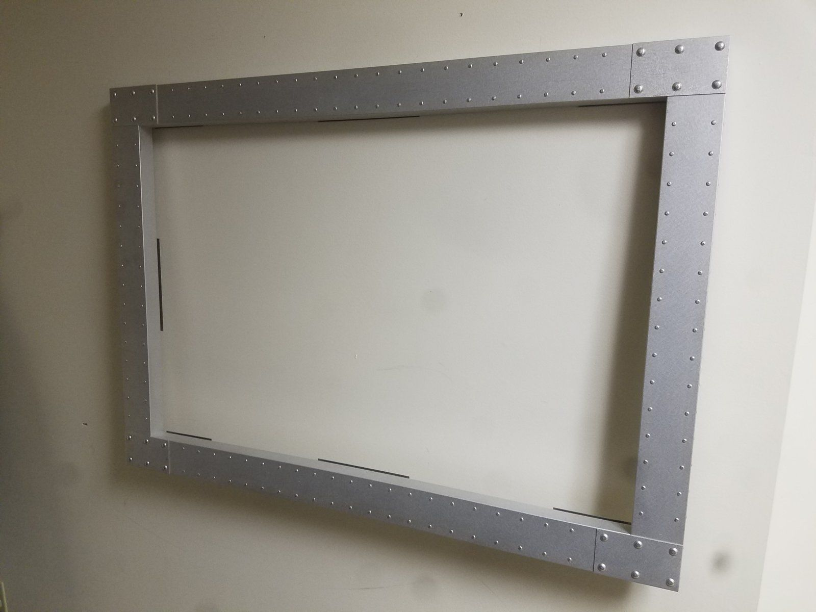 Sold - X-Metal Poster Frames (27x40) Riveted | Oakley Forum