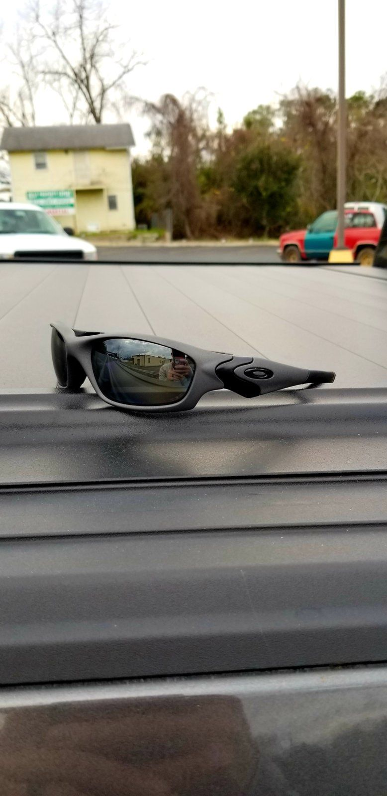 What Oakleys Are You Wearing Today?? - 20190112_165512.jpg