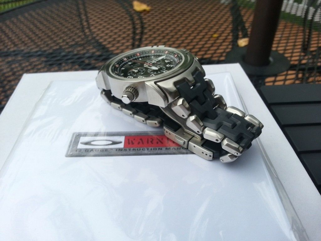 12 Gauge Watch Bracelet Edition Black SOLD - 23265738d9c2439cd7e2c28a8a94e389.jpg