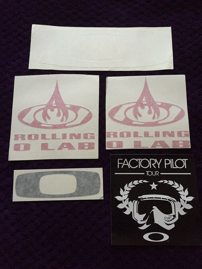 Miscellaneous Stickers - Rolling O Lab, Factory Pilot Tour and Square O - 24837793285_a8fb7cbab3_b.jpg