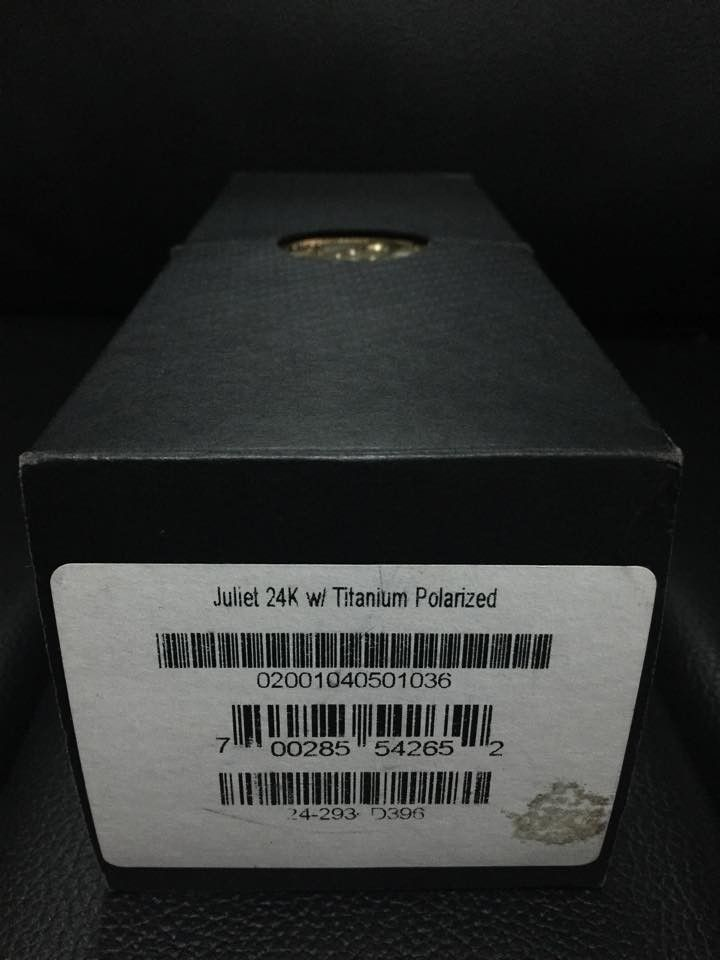 Price check for Used Juliet 24k and BNIB Custom Juliet Polished/Ruby - 24k 7.jpg