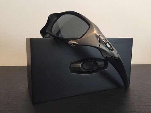 Oakley pit boss 1 matte black / black iridium - 25746821984_8a1323555e.jpg