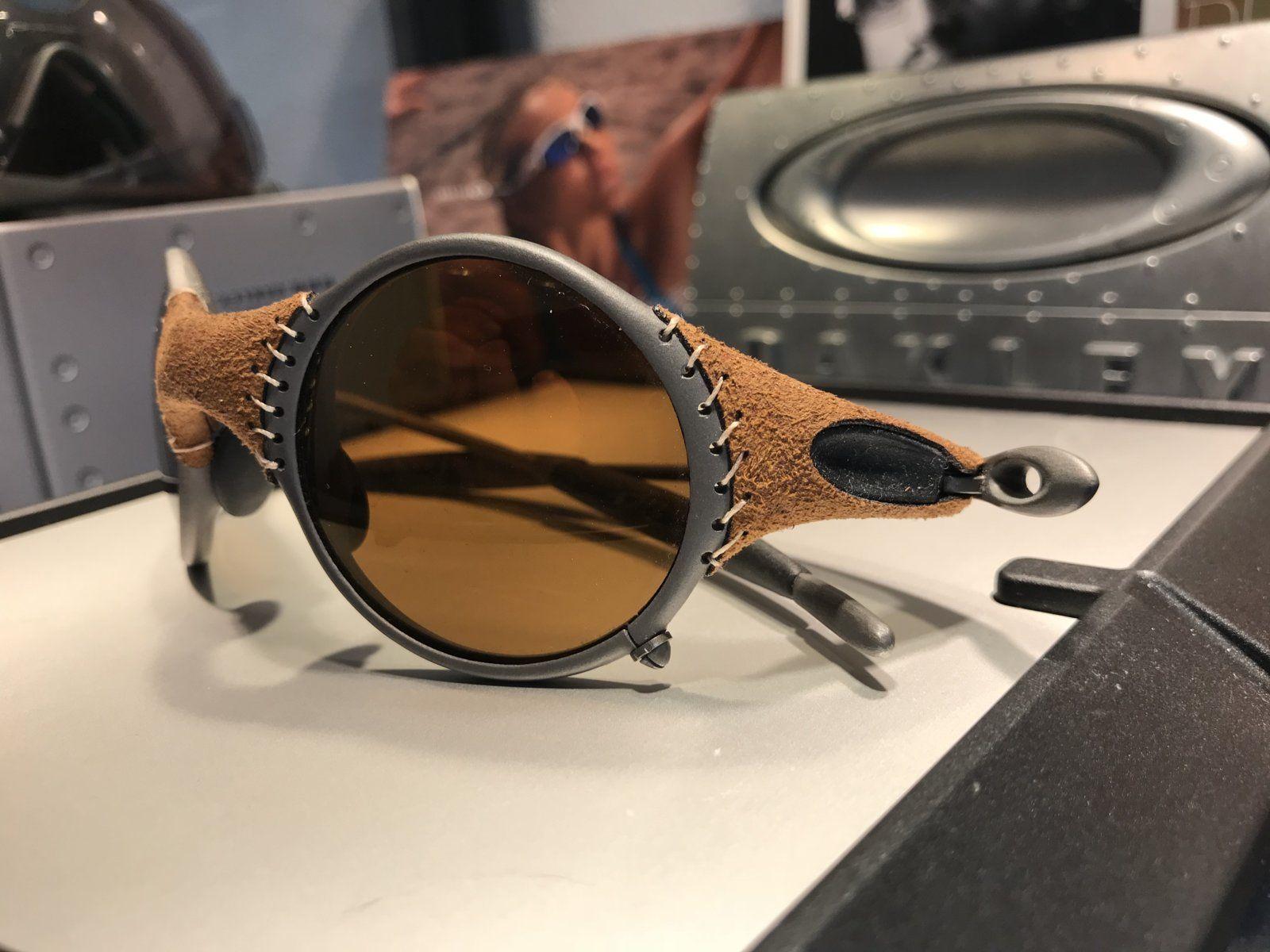 ... Mars leather w  gold Iridium SKU  04-104 Michael Jordan edition -  261E34C5 ... 68a9ac9a50