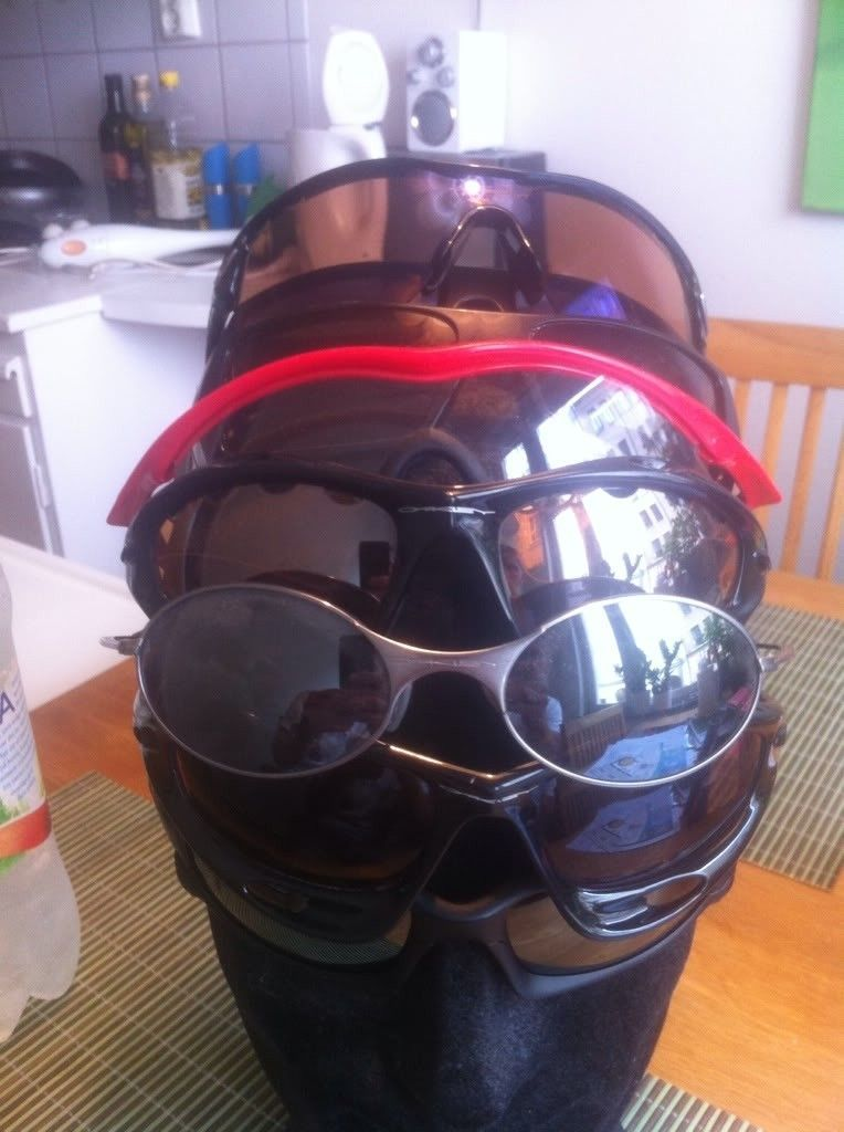 FS: Racing Jacket, Racing Jacket W. Transition Lenses, Pro M-Frame, E-Wire - 26a09ec1.jpg