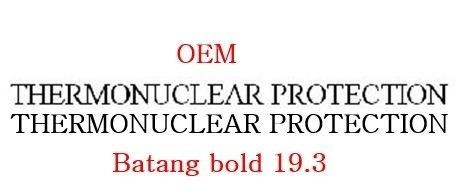 """Thermonuclear Protection"" Font - 28bihrak.jpg"