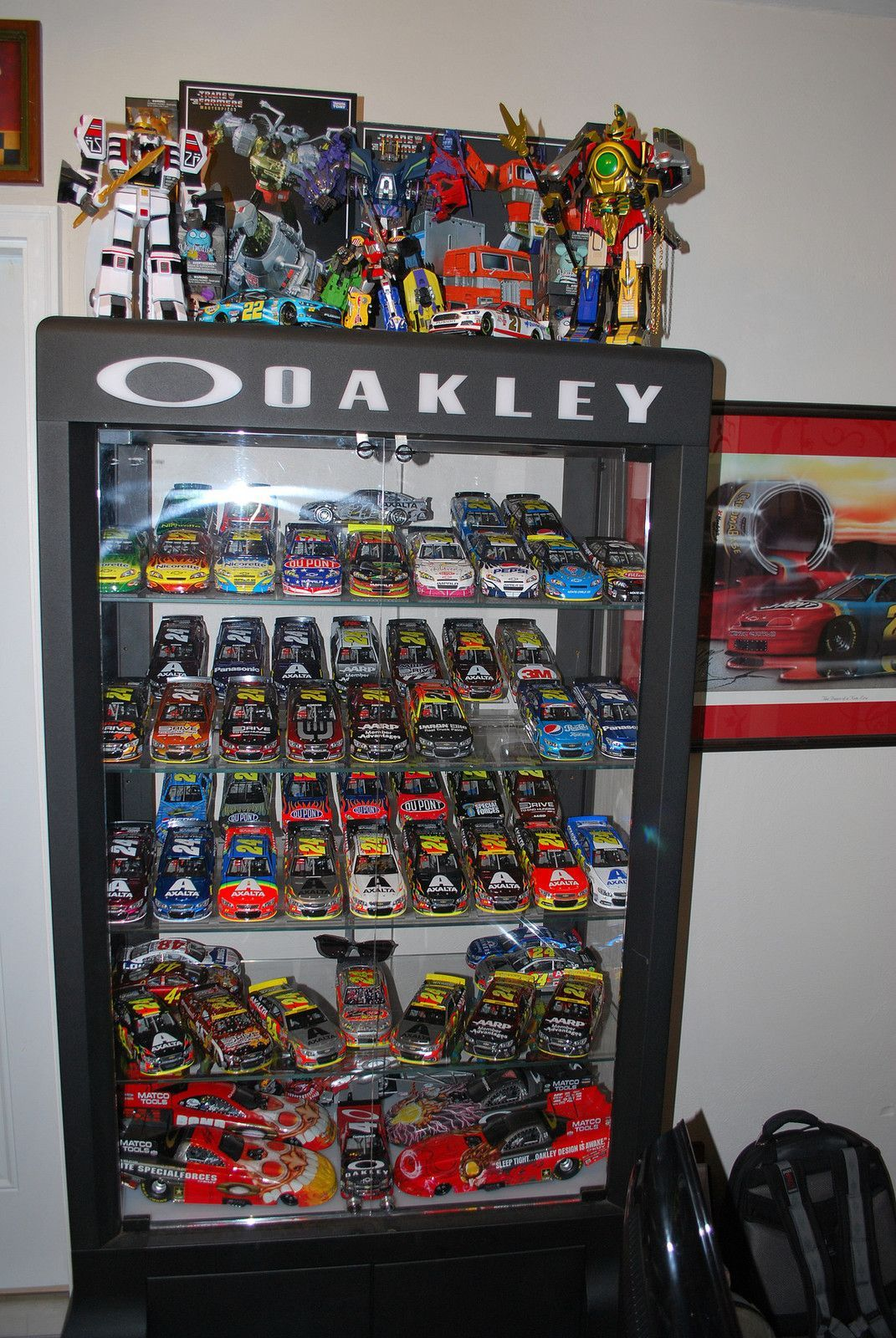 My O' Display case collection and Nitro's - 29060605582_8c0f5b1695_k.jpg