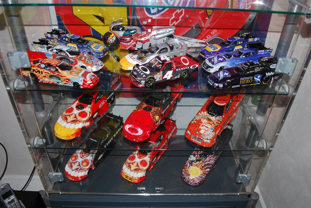 My O' Display case collection and Nitro's - 29797823752_1117517cc9_b.jpg