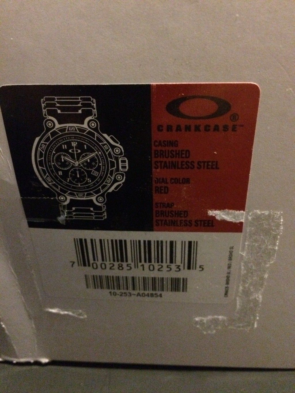 Oakley Crankcase Watch $275 shipped OBO - 29F678D4-D914-492A-B24E-AE6FDF1A5B37_zpstillqpfb.jpg