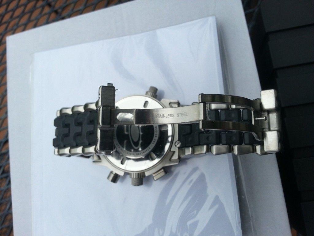 12 Gauge Watch Bracelet Edition Black SOLD - 2adcea51fb976308c11a7641b8f3545d.jpg