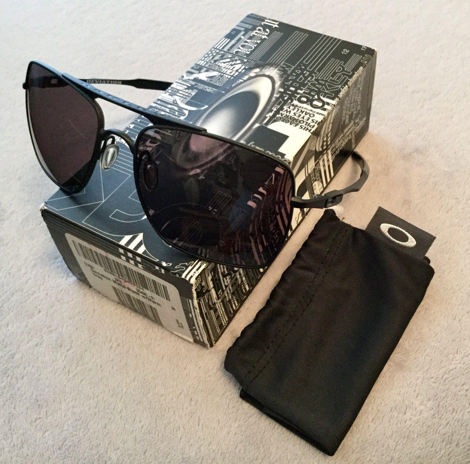 e8991dca44 Oakley Deviation Sunglasses (New) - 2CB89D21-9E1C-44B2-ABFB-3075DB0ED438