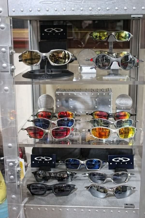 259a42635 Throwbackchampion X-Metal Collection Updated July 4th 2012 | Oakley ...