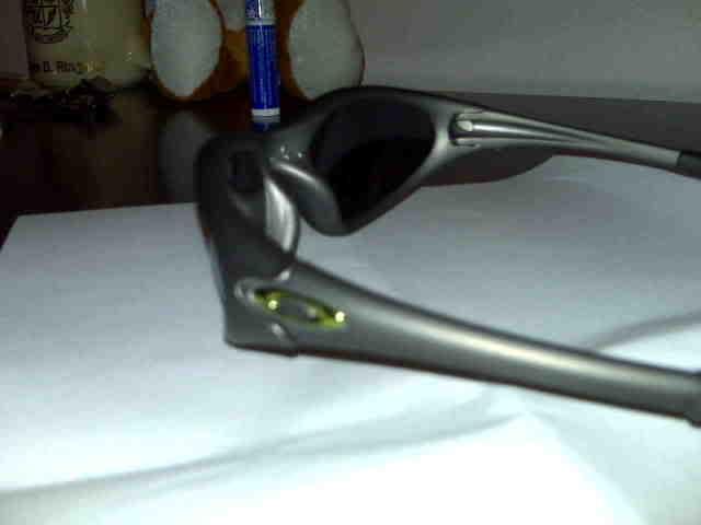 Minute Shades Gunmetal Grey W/ Green Iridium Lenses Sale Or Trade? - 2nq4hfn.jpg
