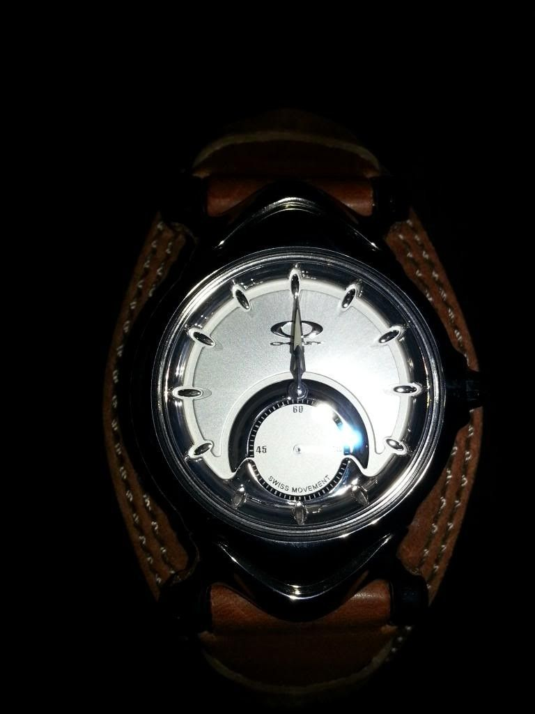 /WTS Oakley Jury Ladies Watch | Polished W Brown Saddle-back - 320_zpsd321d198.jpg