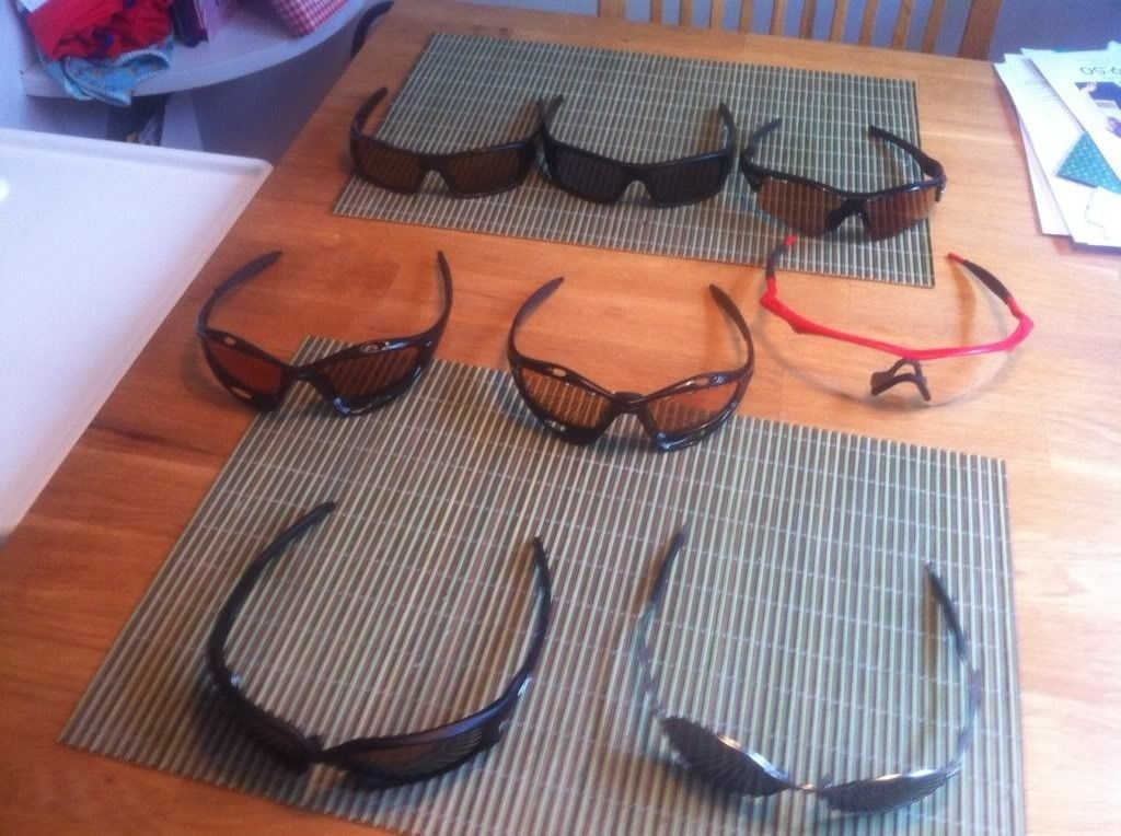 FS: Racing Jacket, Racing Jacket W. Transition Lenses, Pro M-Frame, E-Wire - 3956946c.jpg