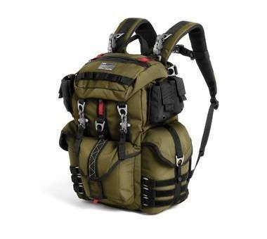 New Without Tags, Oakley Adaptable Payload Backpack In Olive Green/ Dark Fatigue - 44899afb663dd.jpg