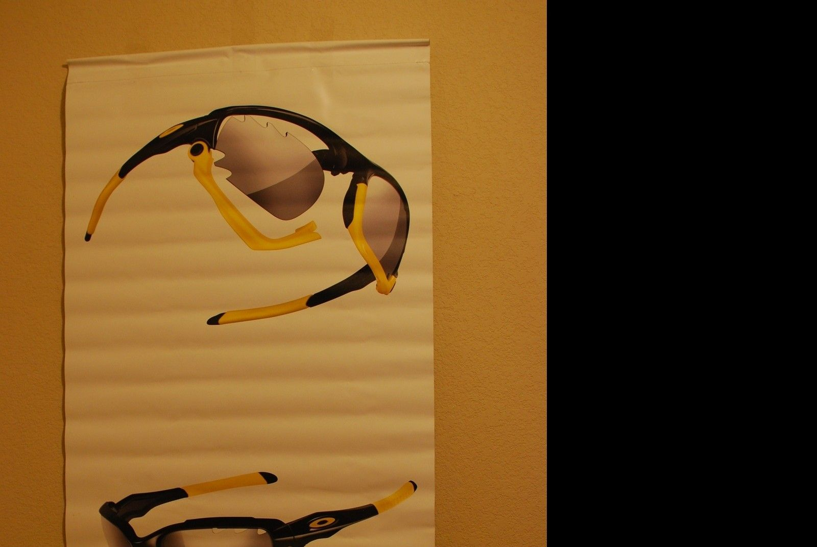 RARE Lance Armstrong Store Front Poster Displays - DFW Texas - 4t8k.jpg