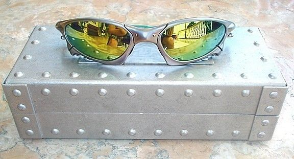 Oakley Ichiro Polished W/ Emerald Fusion Collection & X-Squared Ice PICS! - 5229500604_07a6671609_z.jpg