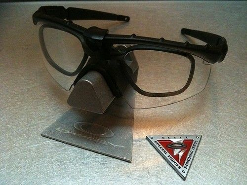 M Frame Strike With Prescription Eyewear Military Use