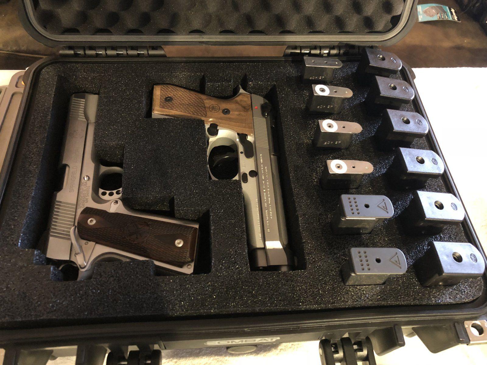 Poor Man's $30 Range Case - 1911Forum