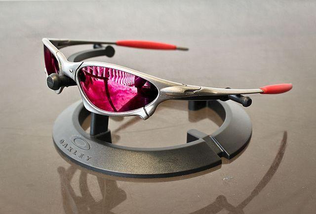 Oakley Penny W/ Bloody Red Lens! - 5795779858_1d48dba286_z.jpg