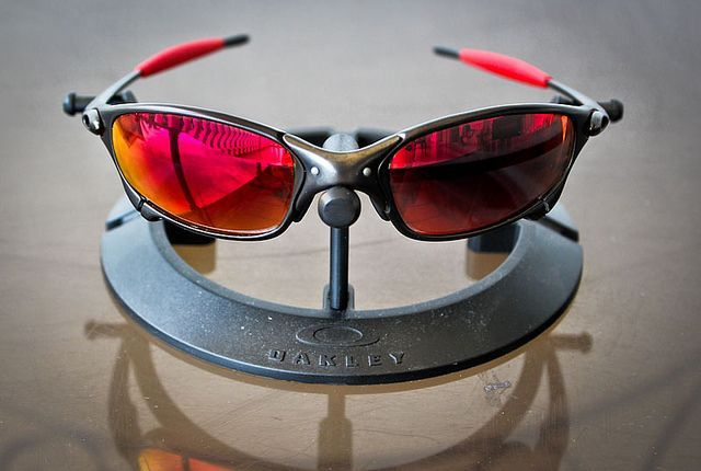 249a1bf9148 2 Oakley Juliet Hauls  (Ichiro   Ruby Customs) PICS!