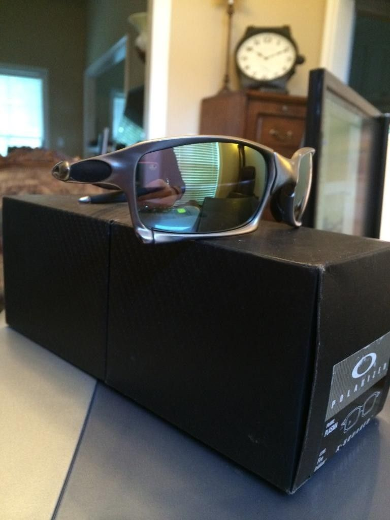 FS  Oakley X Squared Plasma Complete Displayed Only New - 5D8DF9A3-F57D-428D-89A9-521309BA33BA.jpg