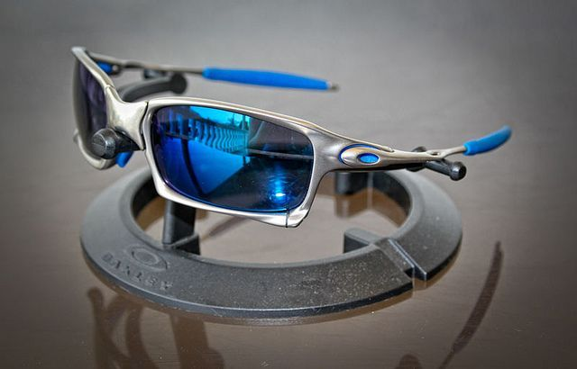 Oakley Ichiro Polished W/ Emerald Fusion Collection & X-Squared Ice PICS! - 6011606273_32d2c7c153_z.jpg