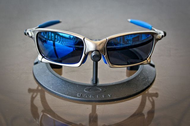 Oakley Ichiro Polished W/ Emerald Fusion Collection & X-Squared Ice PICS! - 6012163088_ef231c9be0_z.jpg