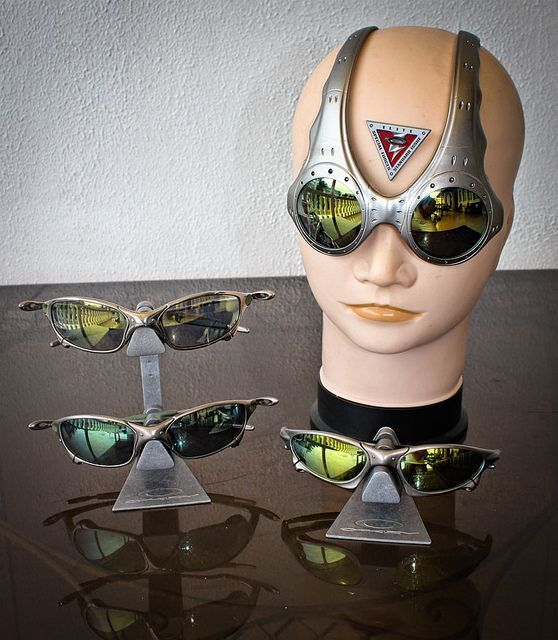Oakley Ichiro Polished W/ Emerald Fusion Collection & X-Squared Ice PICS! - 6013059759_e6b607aee9_z.jpg