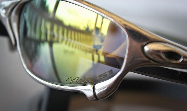 Oakley Ichiro Polished W/ Emerald Fusion Collection & X-Squared Ice PICS! - 6013581304_eea92cef22_z.jpg