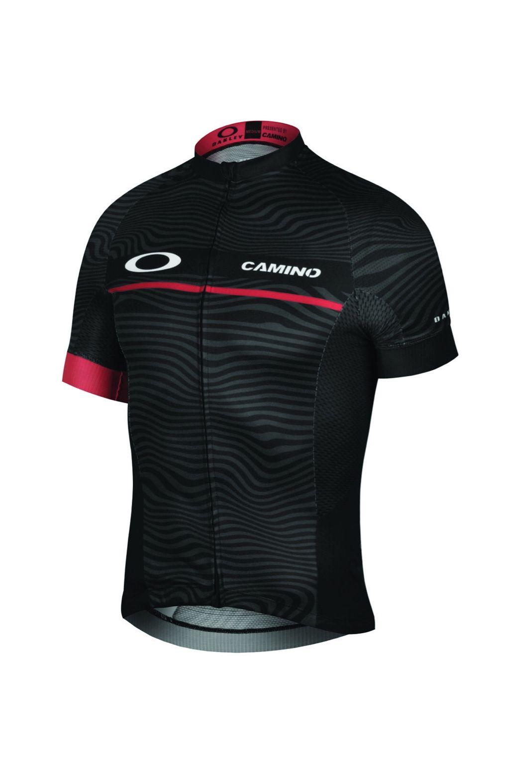 oakley cycling jersey