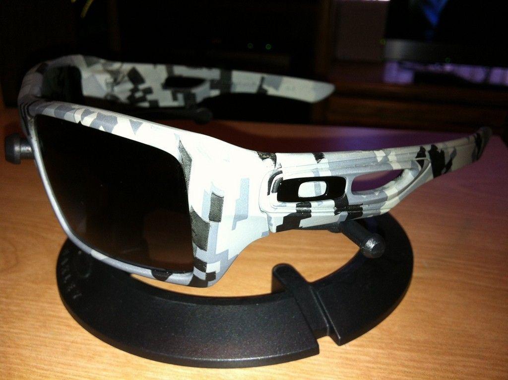 Black/Grey Digital Camo Eyepatch 2 And Mclaren Venge Jawbone Arrived Today - 6401999013_afb0b3a751_b.jpg