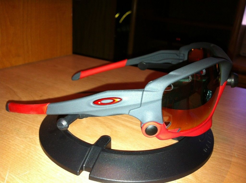 Black/Grey Digital Camo Eyepatch 2 And Mclaren Venge Jawbone Arrived Today - 6401999411_1205960be7_b.jpg