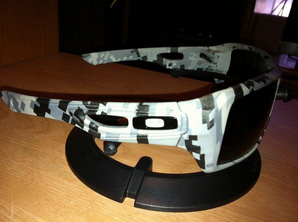Black/Grey Digital Camo Eyepatch 2 And Mclaren Venge Jawbone Arrived Today - 6402001661_5b4a8d605c_b.jpg