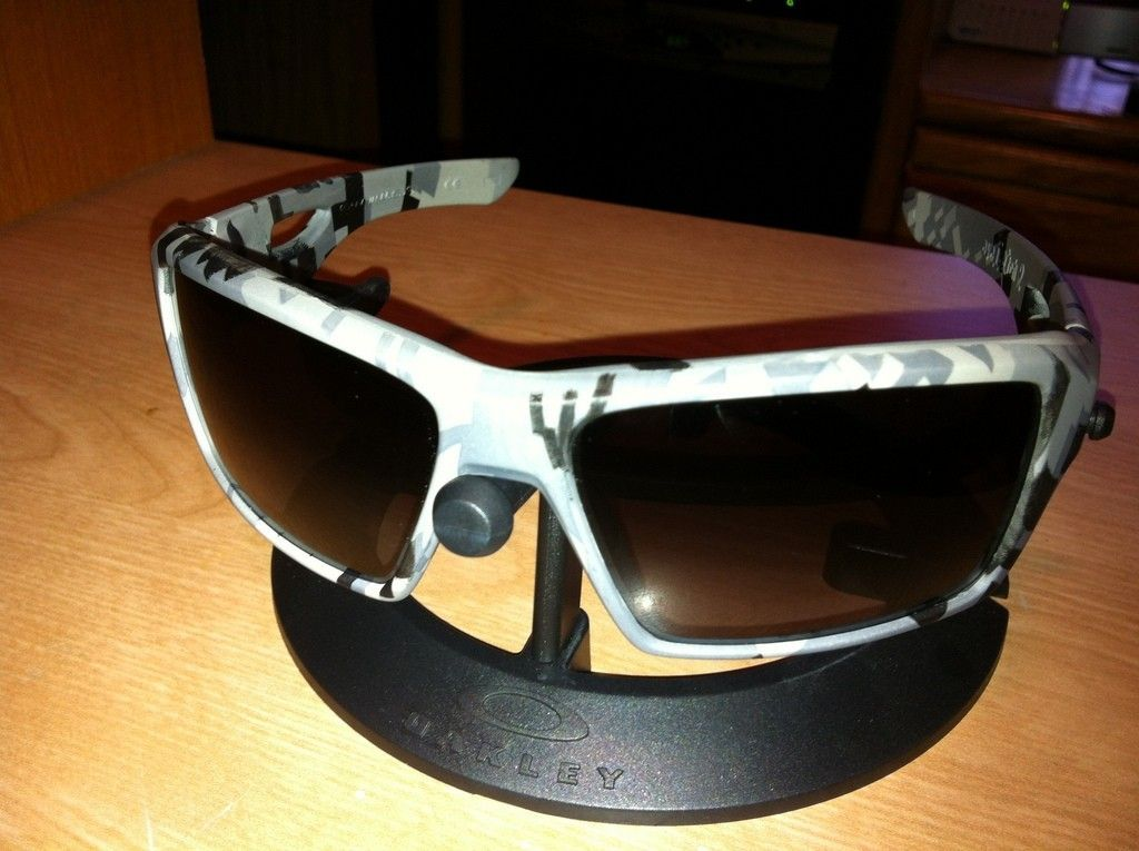 Black/Grey Digital Camo Eyepatch 2 And Mclaren Venge Jawbone Arrived Today - 6402003363_36fb69cd56_b.jpg