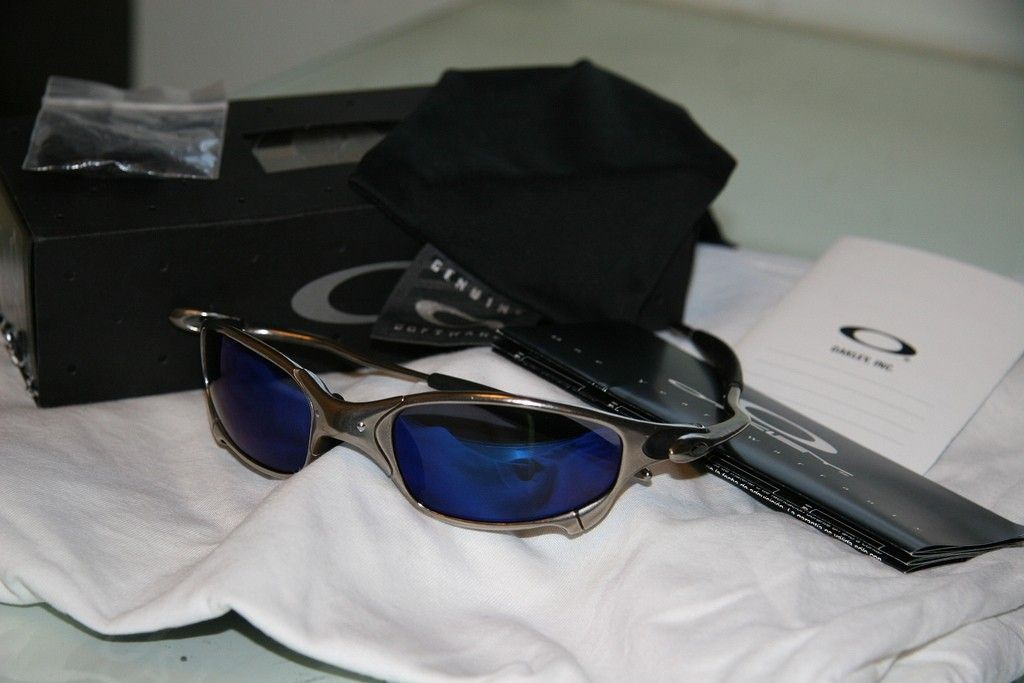 FS Or Trade  Juliet Polished / Blue Iridium Lenses - 6415017061_6f2ee77b0f_b.jpg