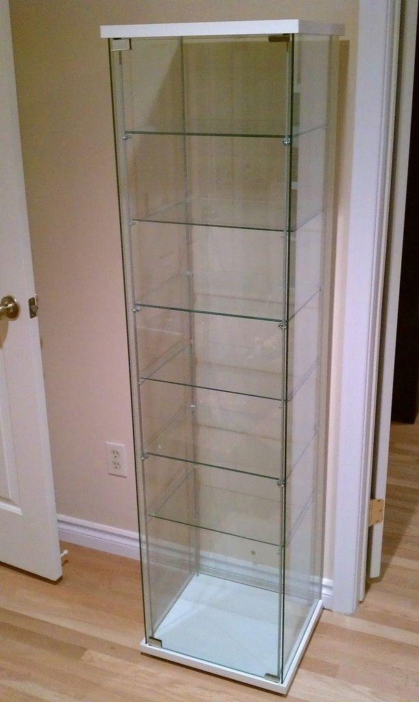 Ikea Detolf Glass Cabinet Nz
