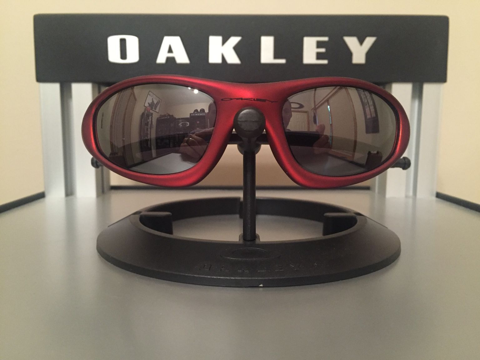 Oakley Straight Jacket....FMJ Red/BI - 66a7db6e9b982e469417f322662f1b6a.jpg