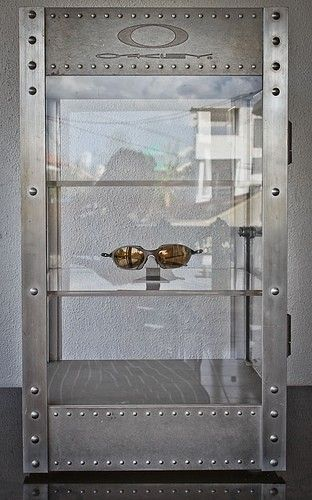 Oakley Counter Top Display Cube Popping Up In Manila - 6902064437_9daa66461d.jpg