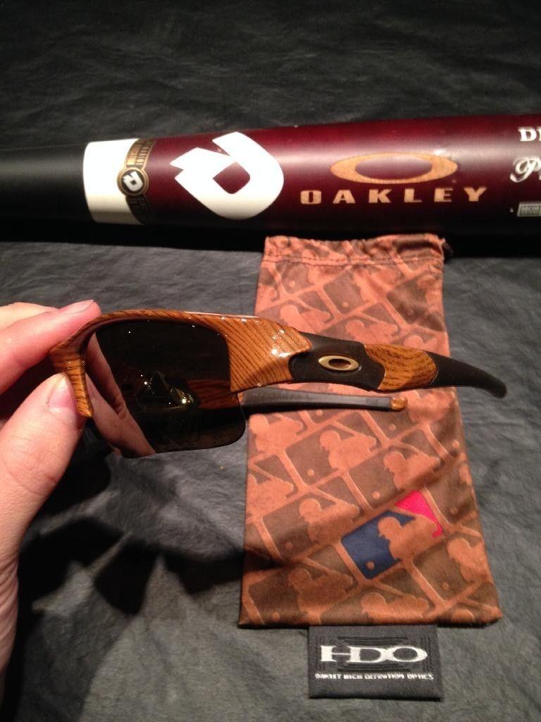 "Rare Oakley-Etched Demarini Bat And Water Transfer Printed ""Baseball Bat"" Flak Jacket XLJ - 69F6DA0D-97EC-47B7-BB54-A550C789F24E.jpg"