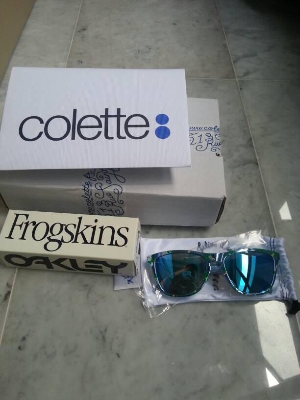 Oakley Colette X David Julien Frogskins - 6f09bac65f3d9ced51737c4c7d365d4d.jpg