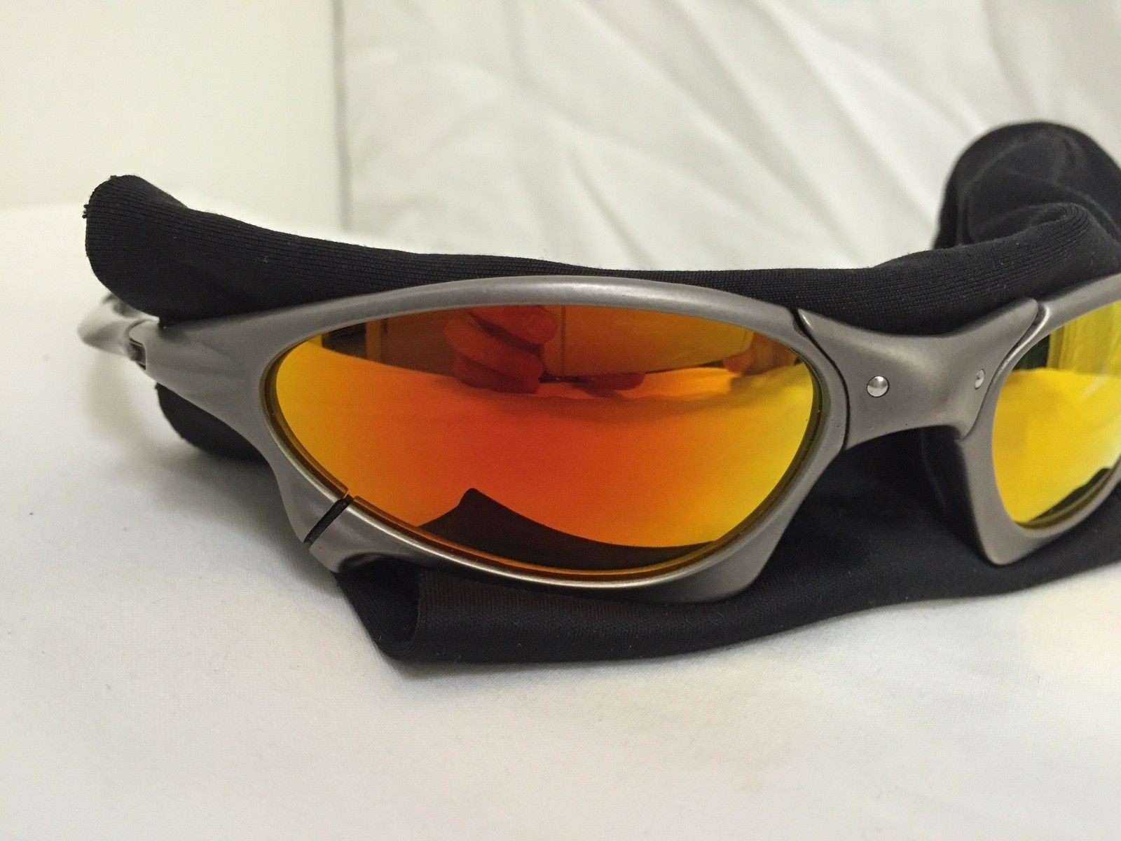 1d1dd5e72 For Sale - Plasma Penny Fully Reconditioned w Ruby Polar Lens cut by ...