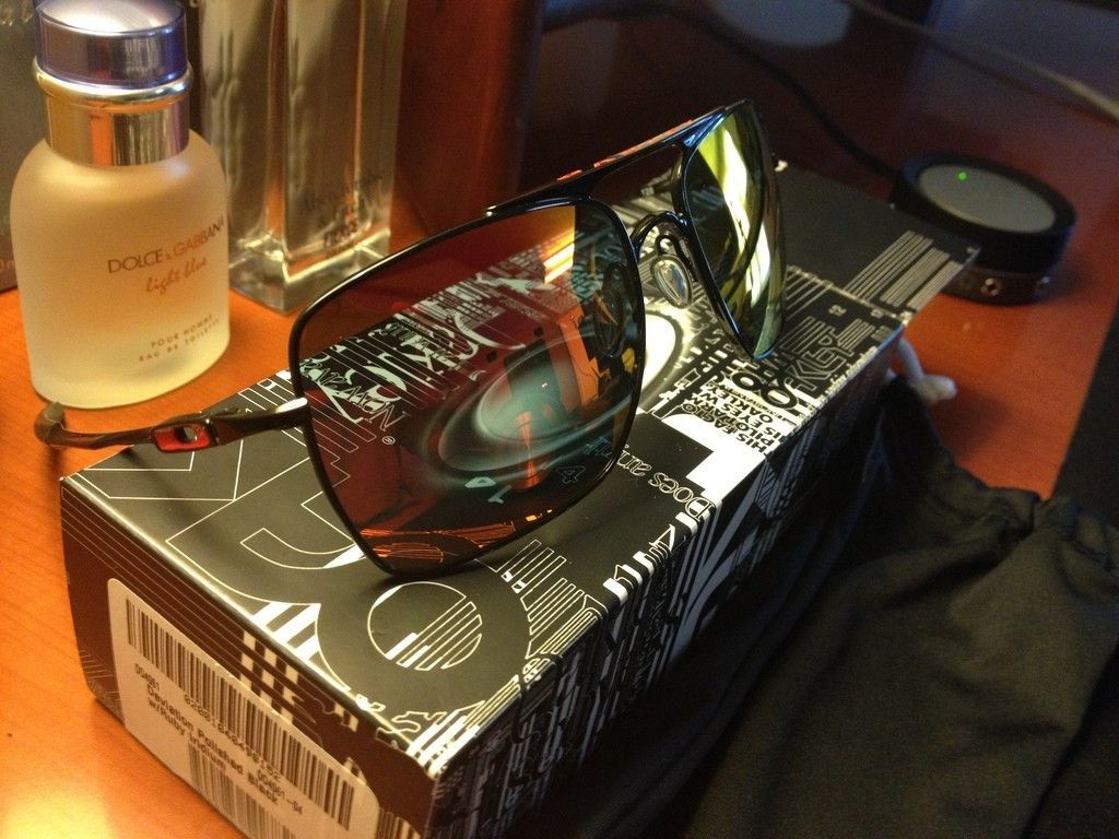 SOLD Deviation Polished Black With Ruby Red Iridium For Sale/Trade $110 Plus Shipping - 7136800411_ccbcedb94a_b.jpg
