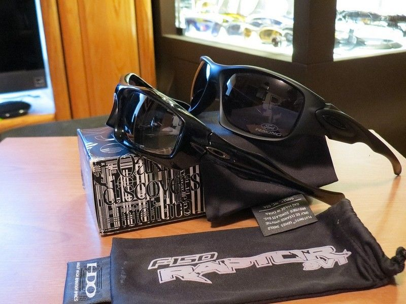 First Black Monster Pup And Oakley Ten - 7199232068_318613103c_c.jpg