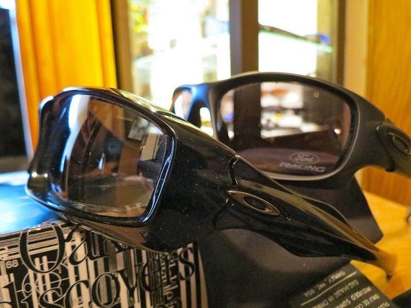 First Black Monster Pup And Oakley Ten - 7199233062_a872715721_c.jpg